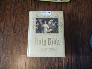 Family Bible (unmarked)
