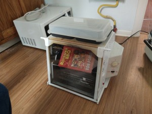 Showtime Rotisserie w/ Warming Tray