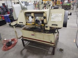 Jet 10x16 Horizontal Mitring Band Saw