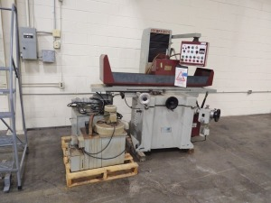 SGS-1230 AHD Precision Surface Grinder
