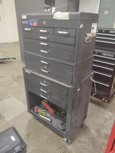 US General Toolbox With Contents