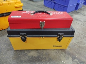 Westward Toolbox & Small Red Toolbox