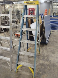 Werner 6' Step Ladder
