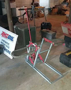 Pro-Lift Lawn Mower Lift