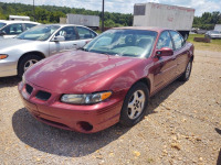2002 PONTIAC GRAND PRIX; VIN# 1G2WK52J82F163300; 237,730 MILES; RUNS & DRIVES - 2