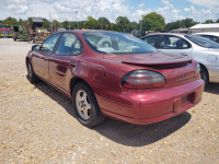 2002 PONTIAC GRAND PRIX; VIN# 1G2WK52J82F163300; 237,730 MILES; RUNS & DRIVES - 6