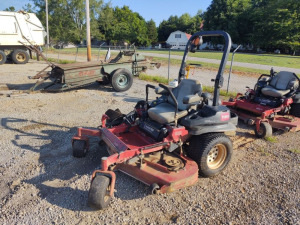 2012 TORO Z-MASTER ZERO TURN MOWER; SERIAL # 312000486; HRS NOT AVAILABLE