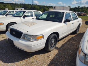 2003 FORD CROWN VICTORIA; VIN# 2FAFP71W93X198171; 162,888 MILES; DID NOT CRANK