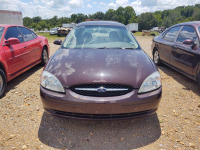 2001 FORD TAURUS; ; VIN# 1FAFP55261G246675; 192,838 MILES; RUNS & DRIVES - 3