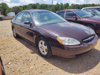 2001 FORD TAURUS; ; VIN# 1FAFP55261G246675; 192,838 MILES; RUNS & DRIVES - 11