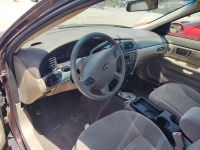 2001 FORD TAURUS; ; VIN# 1FAFP55261G246675; 192,838 MILES; RUNS & DRIVES - 13