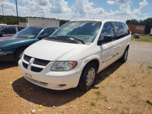 2001 DODGE GRAND CARAVAN; VIN# 2B4GP44391R379140