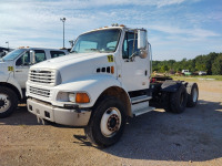 2004 STERLING TRACTOR TRUCK; VIN# 2FZHCHCS74AM91959; 165,300 MILES - 2