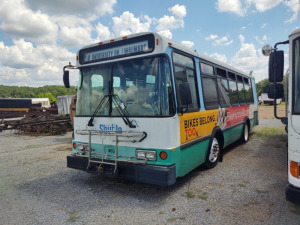 2004 ELDORADO SHUTTLE BUS (BAD MOTOR); VIN# 1N9TBAC694C084157; BILL OF SALE ONLY