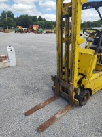 Clark C-20 Fork Lift (Propane); 2,000 LB Capacity; RUNS & DRIVES - 3