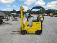 Clark C-20 Fork Lift (Propane); 2,000 LB Capacity; RUNS & DRIVES - 5