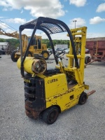 Clark C-20 Fork Lift (Propane); 2,000 LB Capacity; RUNS & DRIVES - 12