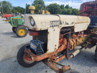 CASE 507 TRACTOR; RUNS & DRIVES; HOURS NOT AVAILABLE - 3