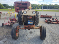 CASE 507 TRACTOR; RUNS & DRIVES; HOURS NOT AVAILABLE - 4