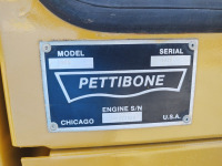 MODEL 445 PETTIBONE WITH ATTACHMENTS; RUNS & DRIVES; 2,806 HOURS - 5