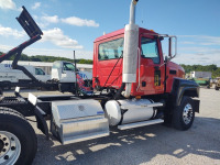 2004 MACK CH-613 TRACTOR TRAILER;  VIN# 1M1AA18Y54N156755; 442,282 MILES; RUNS & DRIVES - 9