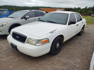 2005 FORD CROWN VICTORIA; VIN# 2FAFP71W15X149369