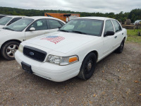 2007 FORD CROWN VICTORIA; VIN# 2FAFP71W37X130275 - 2