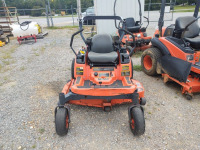 "KUBOTA ZG-222 48"" CUT ZERO TURN MOWER; 1,295 HOURS - 3"