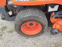 "KUBOTA ZG-222 48"" CUT ZERO TURN MOWER; 1,295 HOURS - 5"