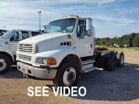 2004 STERLING TRACTOR TRUCK; VIN# 2FZHCHCS74AM91959; 165,300 MILES