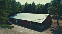 20 Acres± With 6,400 SF± Metal Commercial Building - 6