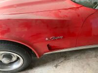 1975 Corvette Stingray Convertible, Bill Of Sale Only - 19