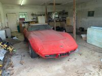 1975 Corvette Stingray Convertible, Bill Of Sale Only - 20