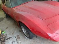 1975 Corvette Stingray Convertible, Bill Of Sale Only - 22