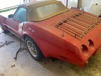 1975 Corvette Stingray Convertible, Bill Of Sale Only - 26