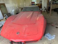 1975 Corvette Stingray Convertible, Bill Of Sale Only - 28