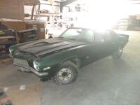 Chevrolet 4-Speed Camaro, VIN 12487IN522253; Bill Of Sale Only - 4