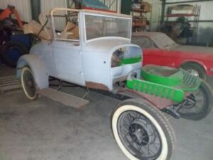 Project Model T, Bill Of Sale Only