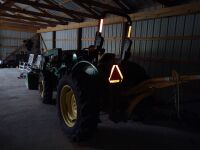 John Deere 5055E Tractor With H240 Loader; purchased in 2017 and has approx. 46 hrs (selling from Fowler Auction's lot in Toney, AL) - 6