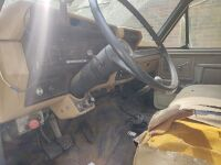 1985 Ford Bucket Truck; VIN #1FDWK74N2FVA73008; 243,658 miles; bucket has capacity of 340 lbs. and shows 7654 hrs. (selling from Fowler Auction's lot in Toney, AL); Bill Of Sale Only; Buyer will pay taxes at courthouse - 7