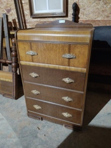"CHEST OF DRAWERS, approx. 30""x17""x49"""