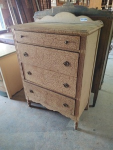 "CHEST OF DRAWERS, approx. 32"" x 17"" x 47"""