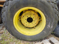 Large Equipment Tires - 2