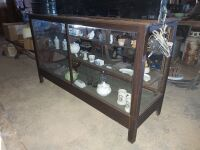 Display Case; 72x24x42 - 2