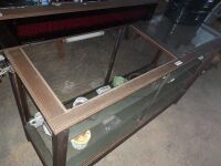 Display Case; 72x24x42 - 4