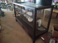 Display Case; 72x24x42 - 6