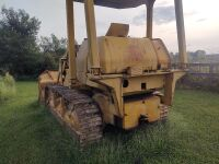 Komatsu Dozer (believed to be a 1970's model and it does run) - 3