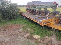 12-Ton Backhoe Pro Equipment Trailer with multi-max suspension - 7