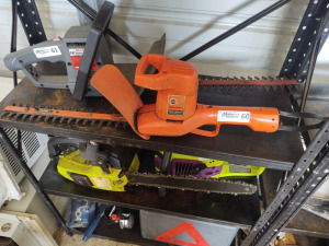 Black & Decker Electric Hedge Trimmer