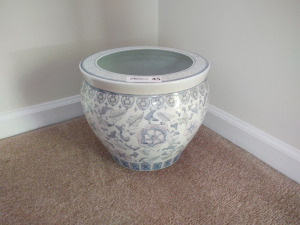 "DECORATIVE PLANTER (10"")"